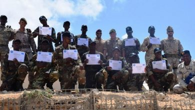 Photo of European Union Training Mission Somalia (EUTM-S) completes 'Train-The-Trainers Course' for Somali National Army