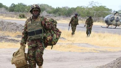 Photo of Drop in troops budget signals withdrawal from Somalia
