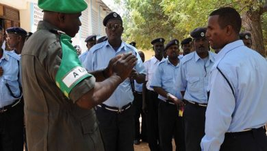 Photo of AU Mission Trains Somali Security Officers On Human Rights