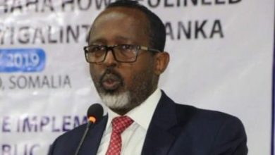 Photo of Somalia's Minister Of Information Resigns
