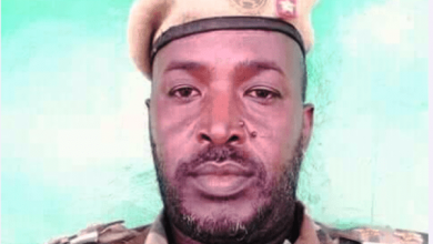 Photo of Joint Force Commander Succumbs To His Wounds From Galkayo Shooting