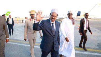Photo of Somali President Leaves For Saudi Arabia
