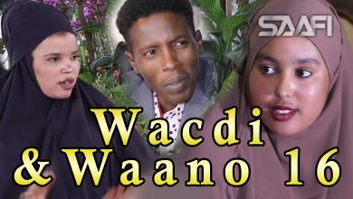 Photo of Musalsalka Wacdi & Waano Part 16