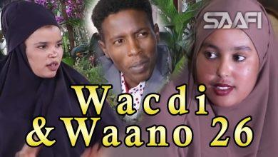 Photo of Musalsalka Wacdi & Waano Part 26