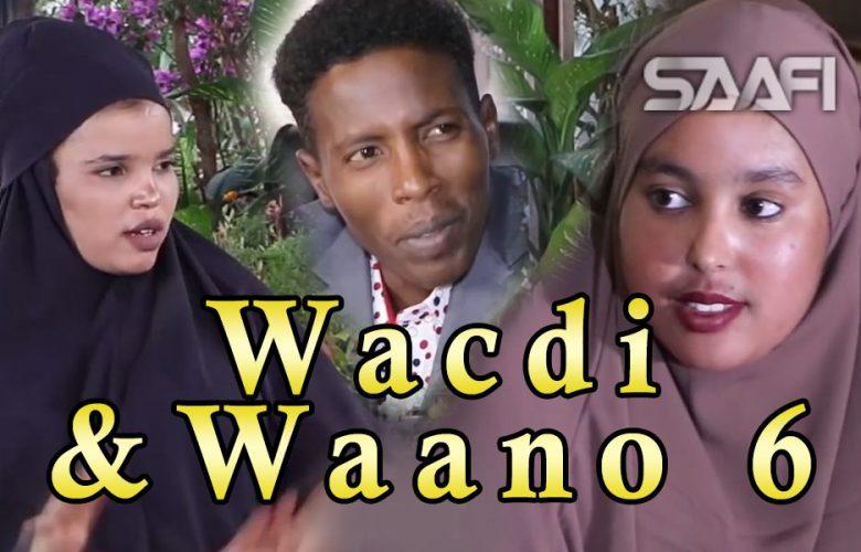 Musalsalka Wacdi & Waano Part 6