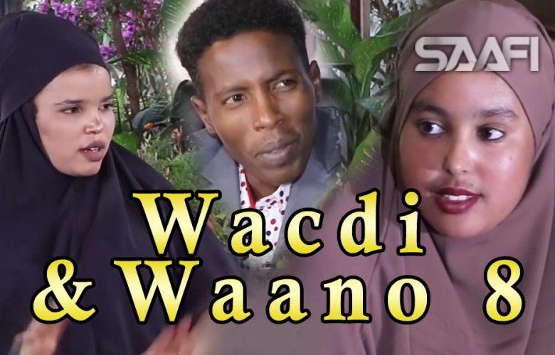 Musalsalka Wacdi & Waano Part 8