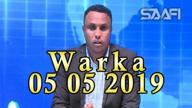 WARKA 05 05 2019 Madaxweyne Maxamed Cabdulaahi Farmaajo oo furay shirka Garoowe ee madaxda dowlad goboleedyada iyo dowlada