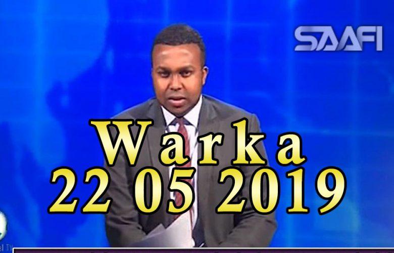 WARKA 22 05 2019 Qarax shacab iyo madax dhimasho iyo dhaawac kasoo gaaray oo ka dhacay Muqdisho