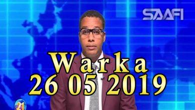Photo of WARKA 26 05 2019 Wasaarada diinta iyo awqaafta Soomaaliland oo ku amartay masaajida in ay damiyaan codbaahiyaha xiliga salaatul Leylka