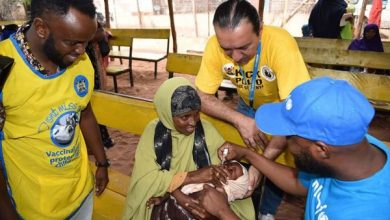 Photo of Somalia steps up fight to eradicate polio beginning this month