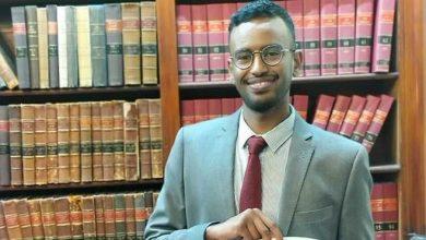 Photo of Somali refugee turned lawyer reflects on life growing up in Australia