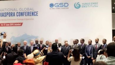 Photo of Somali Global Diaspora holds conference in Istanbul
