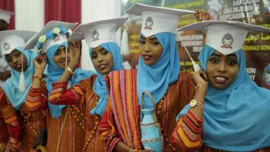 Photo of Somali National University beats odds to produce its first batch of graduates after being closed for nearly three decades