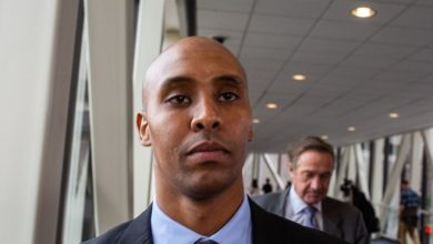Photo of Ex-Minneapolis police officer Mohamed Noor sentenced to 12½ years in prison