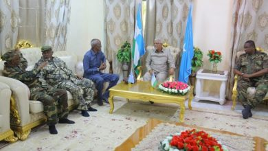 Photo of Mogadishu Hosts Meeting Focuses On Community Policing