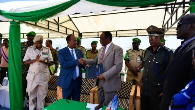 Photo of AU Set To Hand Over Military Bases To Somali Security Forces