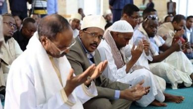 Photo of Somali Leaders Celebrate Eid Al Fitr Festival With Citizens In Mogadishu