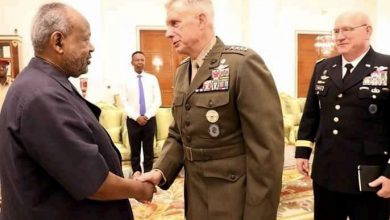 Photo of U.S. Africa Command chief meets with key leaders in Djibouti