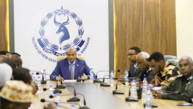Photo of Somali Deputy PM Chairs Security Meeting