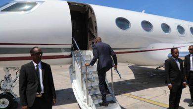 Photo of Somali PM Leaves Mogadishu For Qatar