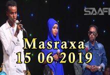 MASRAXA FURAN 14 06 2019 Majaajilo qosol iyo dhalinyaro codkooda iyo heesahooda tijaabinaya