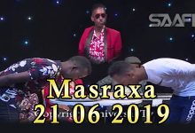 Masraxa Furan 21 06 2019 Ajakis oo dhalinyaro baasto afka kaliya ku cunsiiyay