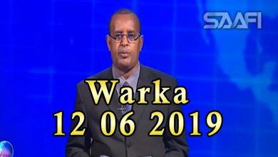 Photo of WARKA 12 06 2019 Madaxweyne Maxamed Cabdulaahi Farmaajo oo kulan dhiiro gelin ah la qaatay orodyahano Soomaaliyeed
