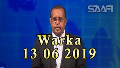 Photo of WARKA 13 06 2019 Maamulka Banaadir oo nin gurigiisa mudo xoog laaga heystay ku wareejiyey & ninkii oo oohin la hadli waayey