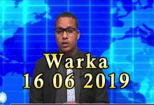 WARKA 16 06 2019 Afhayeenka kacdoonka shacabka magaalada Muqdisho oo sheegay in dowlada ay shacabka dhib ku hayso