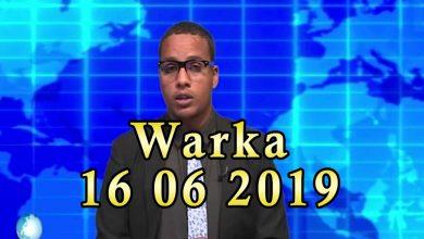 Photo of WARKA 16 06 2019 Afhayeenka kacdoonka shacabka magaalada Muqdisho oo sheegay in dowlada ay shacabka dhib ku hayso
