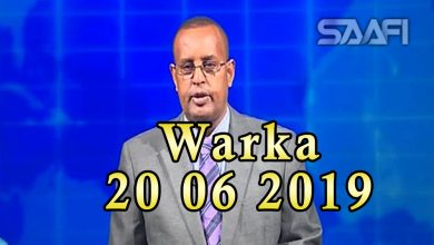 Photo of WARKA 20 06 2019 Maalinta qaxootiga caalamiga ah oo magaalada Muqdisho laga xusay