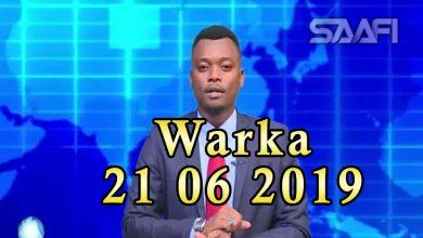 Photo of WARKA 21 06 2019 AUN Madaxweynihii sida xaqa ah lagu soo doortay Maxamed Mursi oo salaad Janaaso ah loogu dukaday magaalada Muqdisho