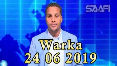 Photo of WARKA 24 06 2019 Madaxweyne Farmaajo oo markii ugu horeysay sheegay nooca federaalka uu rabo in uu dalka ku xukumo
