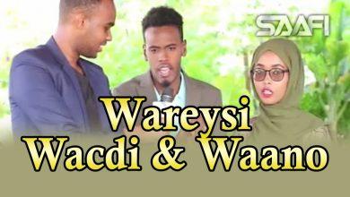 Photo of Wareysi Wacdi & Waano Musalsalkii ramadanka