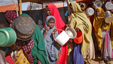 Photo of Two Million Somalis Could Die Of Starvation From Drought, UN Warns