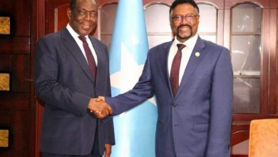 Photo of AU Special Representative Engages With Somalia's Speaker Of Parliament