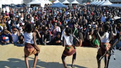 Photo of Edmonton's Africanival kicking off with West African poetry 'spectacle'