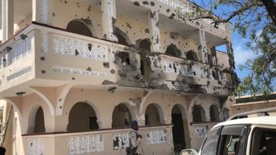 Photo of Death Toll from Kismayo Hotel Attack jumps to 33