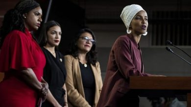 Photo of 'Racist tweets': House passes resolution condemning Trump's attack on congresswomen