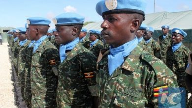 Photo of Ugandan troops arrive in Somalia to beef up security for UN staff
