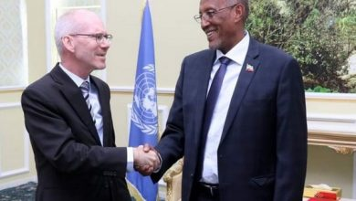 Photo of UN Special Representative James Swan visits Somaliland