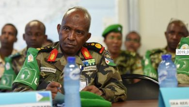 Photo of AMISOM military chiefs meet in Somalia, review exit strategy