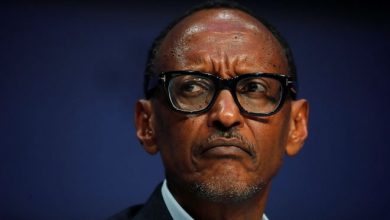 Photo of President Paul Kagame: 'Africa has been struggling to follow the West, and now that system is crumbling'