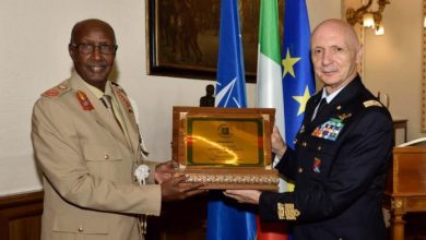 Photo of Italy To Extend Training For Somali Armed Forces