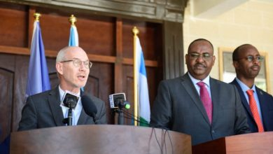 Photo of Somalia dismisses reports of resolving its maritime case with Kenya