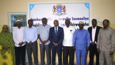 Photo of Somali PM Meets With Galmudug Reconciliation Committee