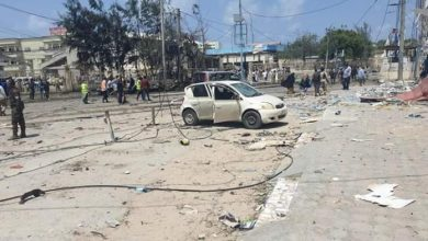 Photo of Death Toll In Mogadishu Car Bombing Rises To More Than 10