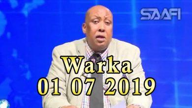 Photo of WARKA 01 07 2019 Shirkada diyaarada Qatar Airways oo duulimaad toos ah ka bilawday magaalada Muqdisho