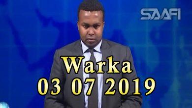 Photo of WARKA 03 07 2019 Qaar ka mid ah madaxda dhaqanka Soomaaliland oo madaxweyne Muuse ugu baaqay in uu kala diro golaha deegaanka