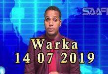 WARKA 14 07 2019 Galmudug oo faafaahin ka bixisay qaraxyo ka dhacay Dhuusomareeb
